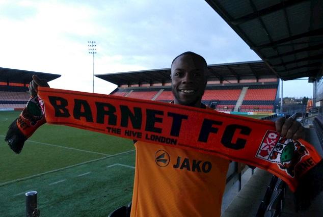 Barnet FC Secure Signing Of Nigerian-Born Irish Midfielder Fuad Sule 3
