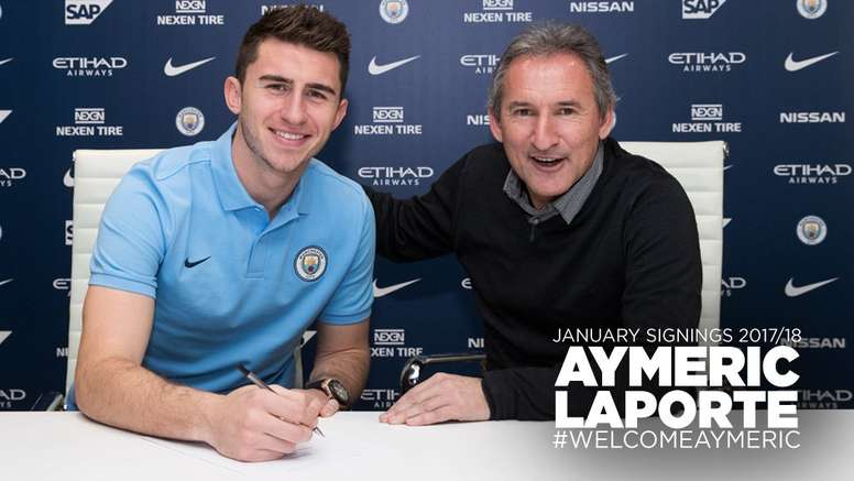 Official : Aymeric Laporte Becomes Second Most Expensive Defender In History 1
