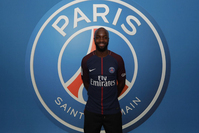 Official : Paris Saint-Germain Secure The Signing Of Lass Diarra 1