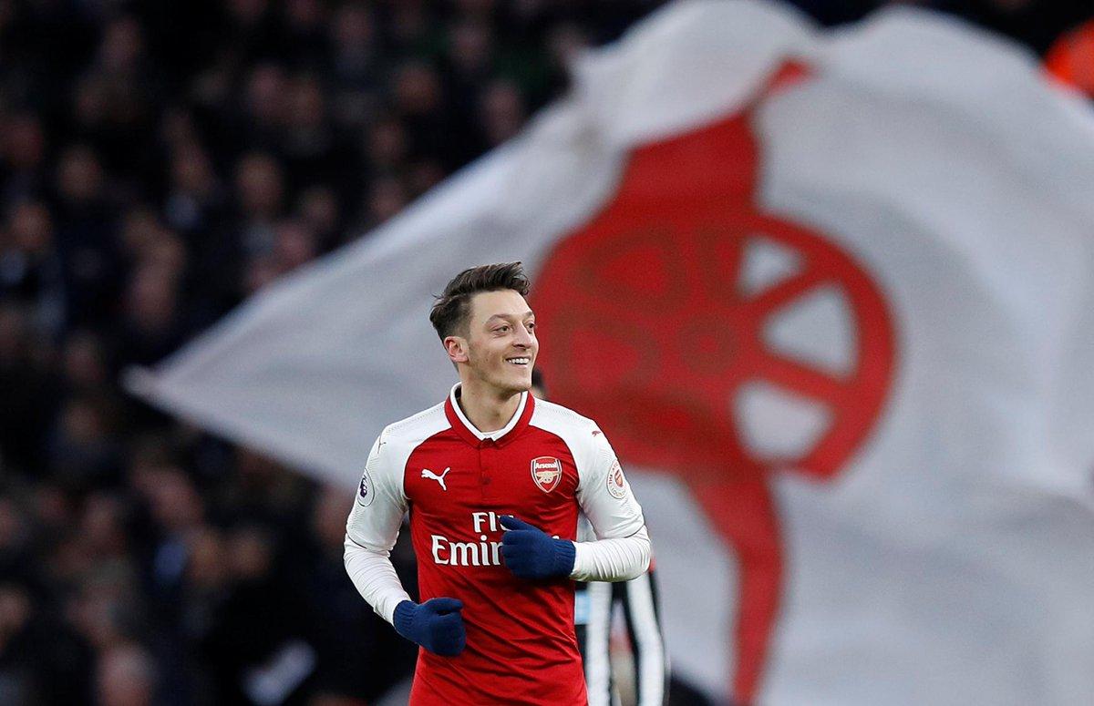 Mesut Ozil Makes U-turn On Arsenal New Deal 1