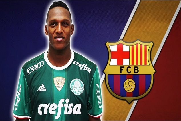 "10 Things You Need To Know About Barcelona New Recruit ""Yerry Mina"" 1"