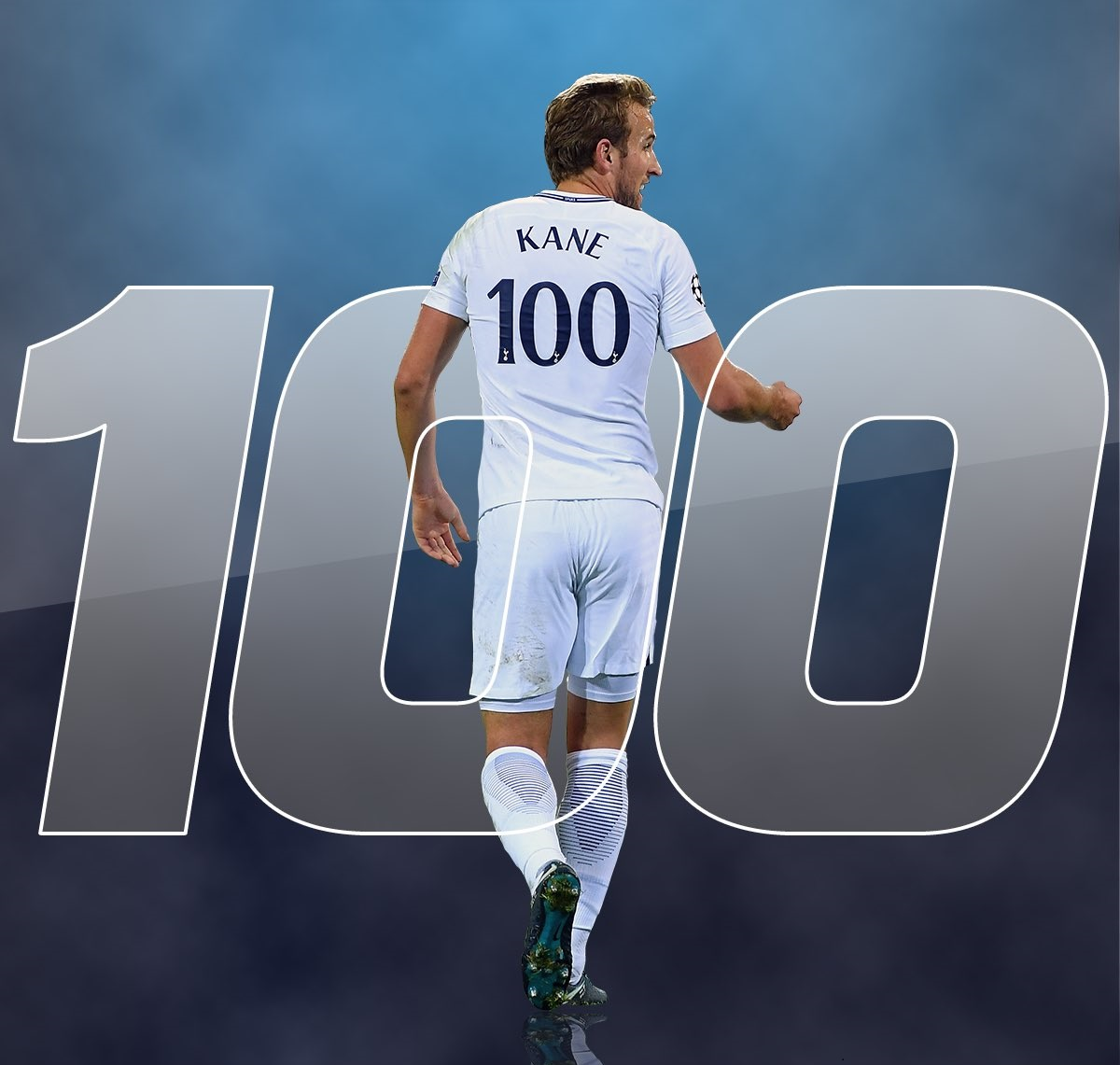 Harry Kane Becomes Second-Quickest Player To A Century Of Premier League Goals 3