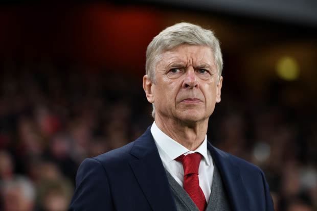 Arsene Wenger, The Chronic Gambler Has Only One Card Left To Play 1