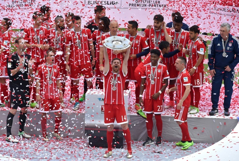 Bayern Munich : Remarkable 118-Years Journey To The Top 3