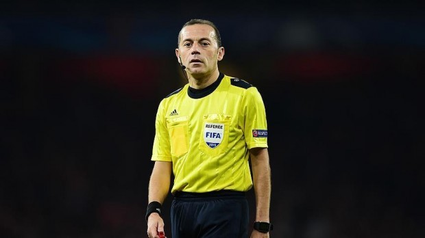 Turkish Referee Cuneyt Cakir To Officiate Chelsea-Barca Clash 3
