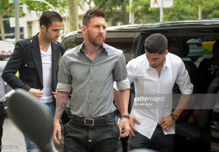 Now, Me And Messi Speak Less - Because Of The Game 1