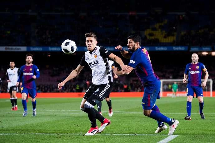 Gabriel Paulista On Suarez Banter: He Called Me A Cagon 1