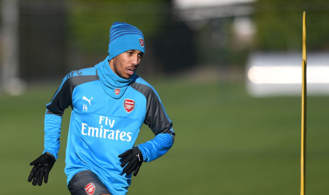 Aubameyang Cleared To Make His Premier League Debut 1