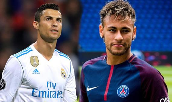 UCL : Titanic Clash Between Master Ronaldo And Pretender Neymar 1