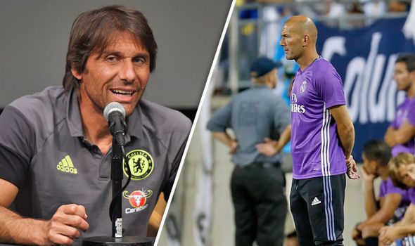 Birds Of A Feather : The Bitter Ordeal Of Conte And Zidane 13