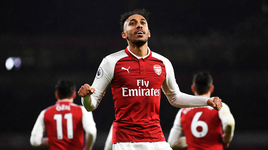 There's More To Come ! Aubameyang Warns 1