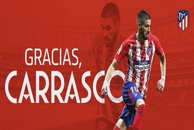 Official: Dalian Yifang Secure Service Of Carrasco and Nicolas Gaitan 1