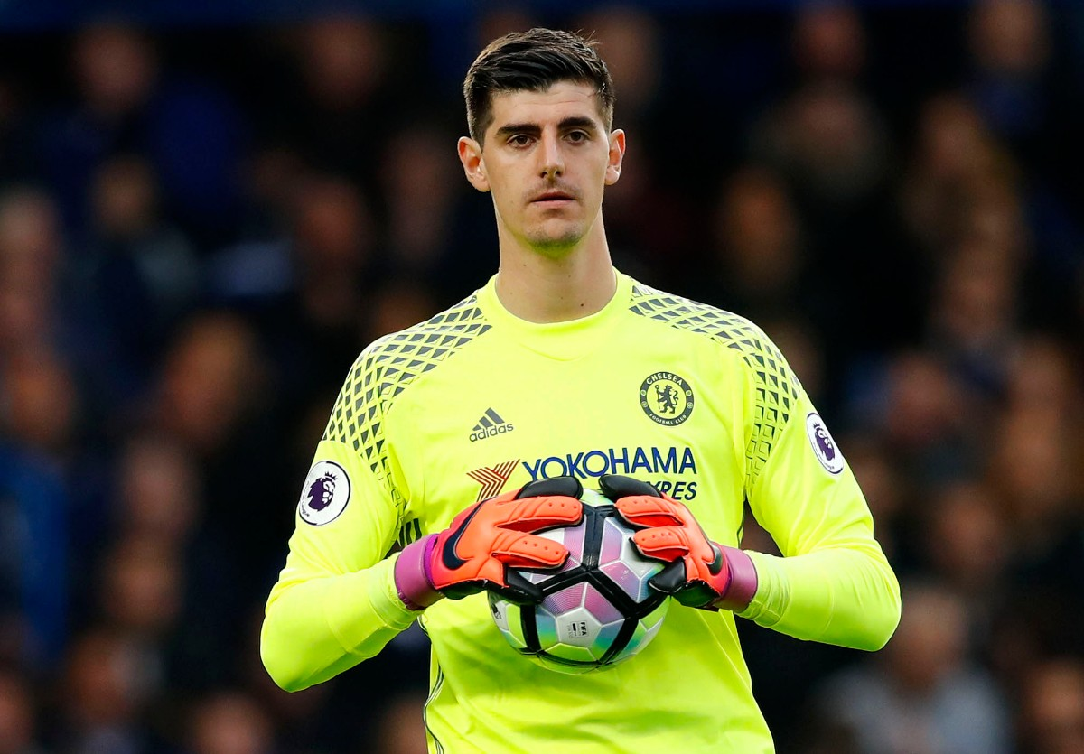 My Heart Is In Madrid, If Real Madrid Want Me, They Have To Contact Chelsea - Courtois 1