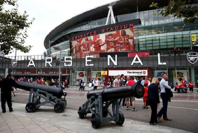 Arsenal Announce £25m Pre-Tax Income For 2017 Fiscal Year 1