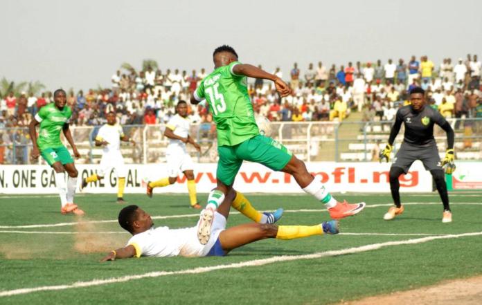 CAF Champions League: Plateau United Smash Three Past Eding Sport 1