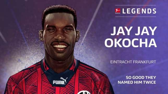 Jay-Jay Okocha Inducted Into Bundesliga Legends Network 1