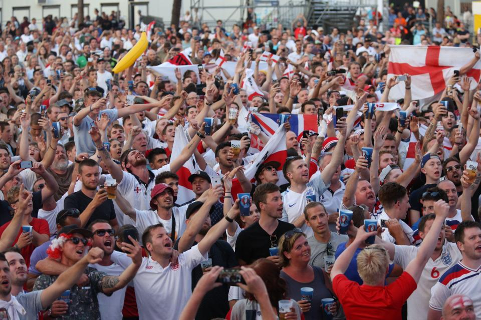 48% Of England Fans Want Russia World Cup Boycott 1