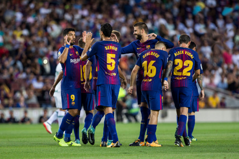 'FIFA Virus' Decimate Nine Barcelona Players Ahead Of Sevilla Clash 1
