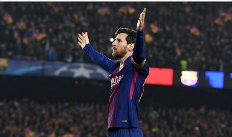 So Magnificent ! Lionel Messi The Fastest Player Ever To 100 Goals In Champions League 1