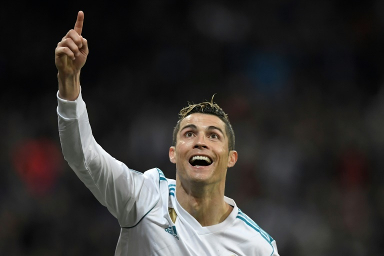 Ronaldo Is The Second Player In UCL History To Score In Nine Consecutive Games 1