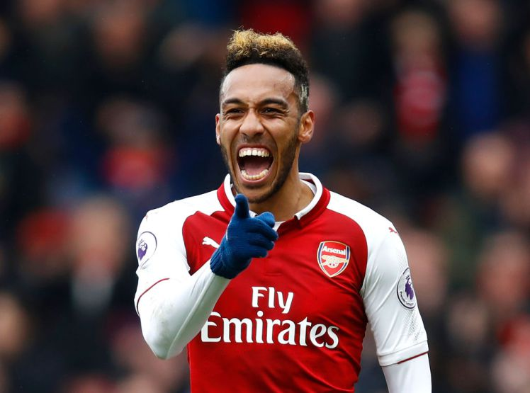 Aubameyang Settling His Feet In Premier League's Quicksand 1