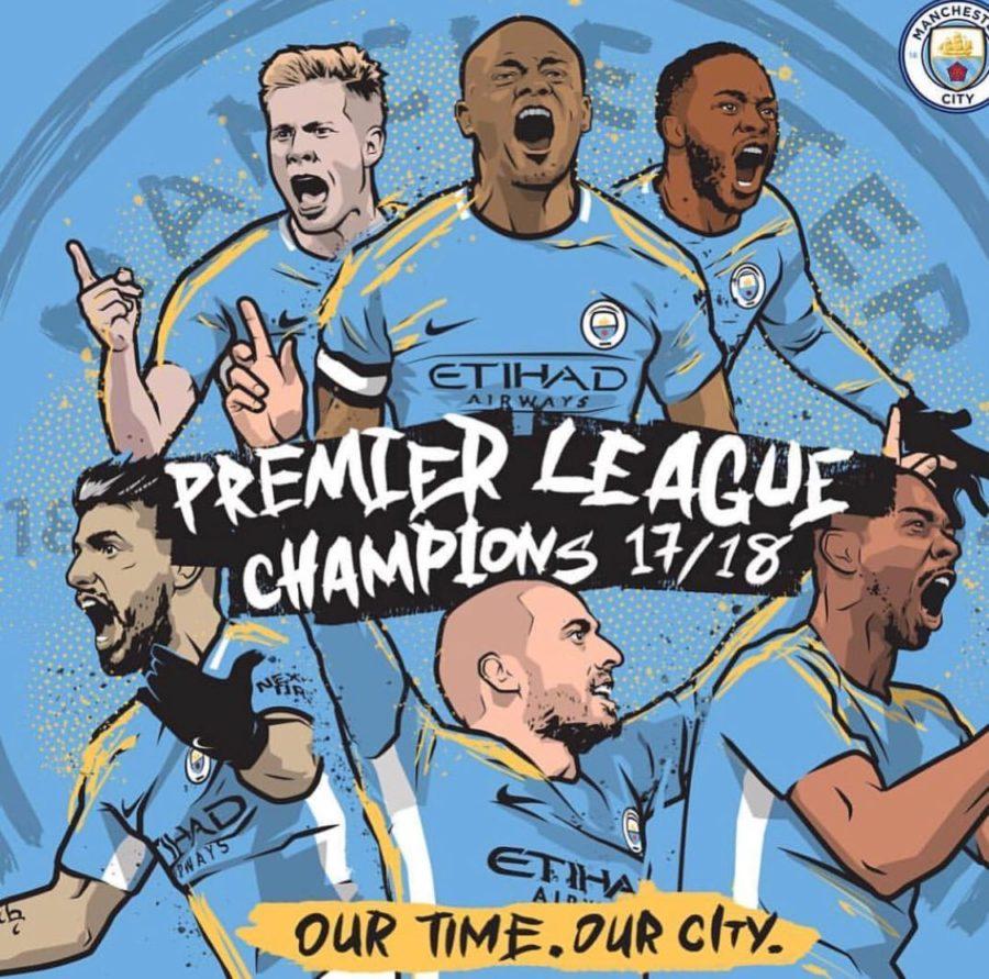 Manchester City's Impressive Stats To 2017/18 Premier League Glory 1