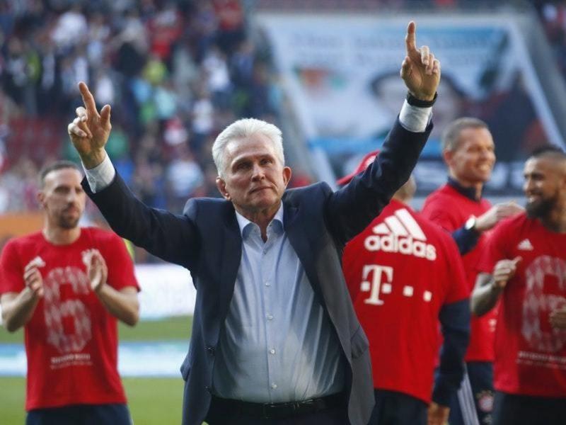 How Jupp Heynckes Revolutionised Bayern Munich 1