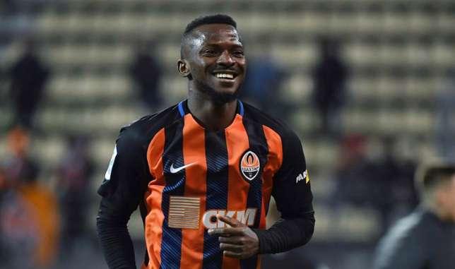 Kayode Olanrewaju Relish Scoring Debut Goal In Front Of Family 1