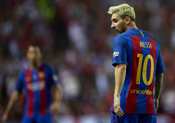 Lionel Messi Inspired Barcelona To A Stunning Come Back 1