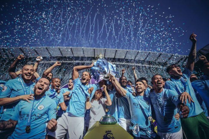 100 Premier League Points : Manchester City's Record-Setting Has No Limits 1