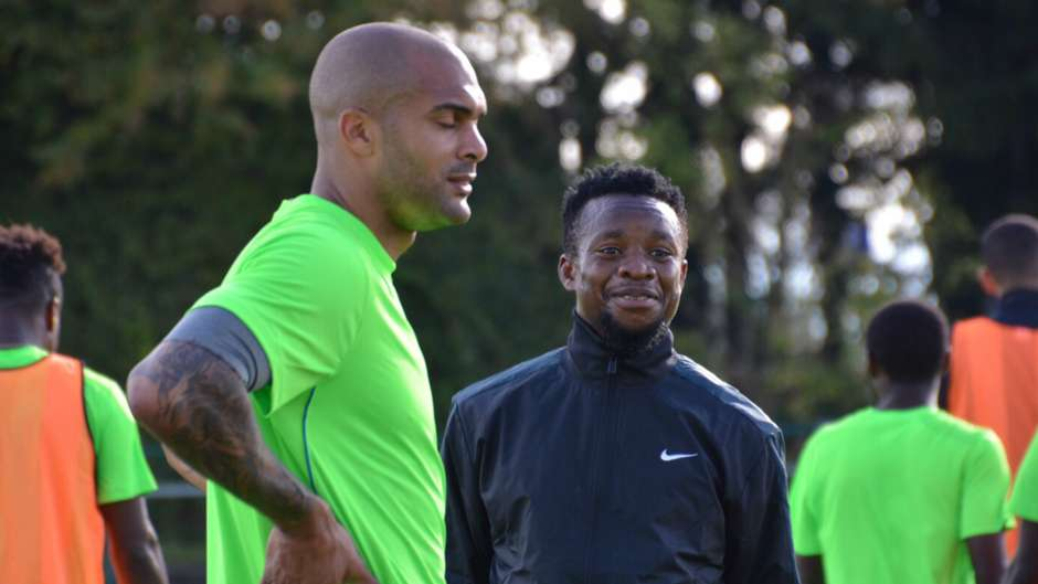 Carl Ikeme Granted An Honorary Spot In Nigeria's World Cup Squad 1