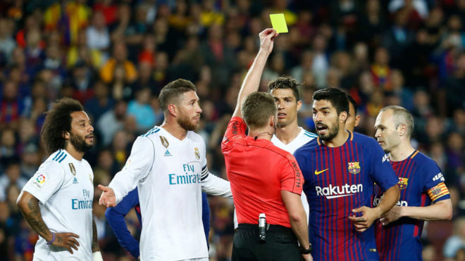 El Clasico Marred By Poor Officiating 5