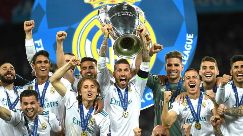 The Undisputed Champions Of Europe ! Ramos & Bale Are The Knight And Squire 1