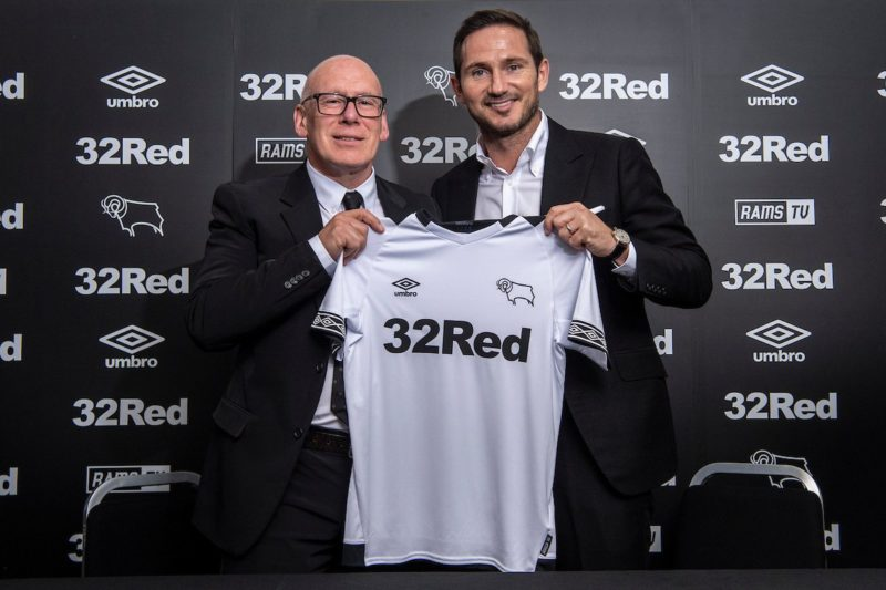 Lampard Is A Ram : Former Chelsea Captain Becomes New Derby County Boss 3