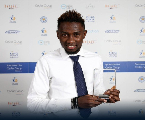 Wilfred Ndidi Wins Leicester City Young Player Of The Year Award 1
