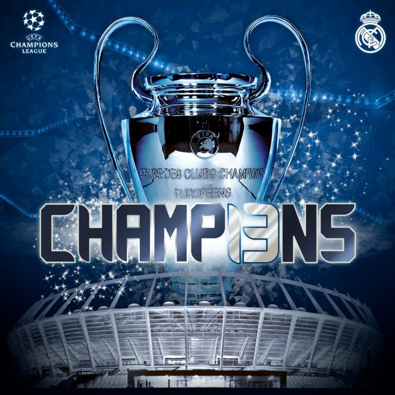 CHAMP13ONS : Los Blancos Have Won More Champions League Than European Cups 9