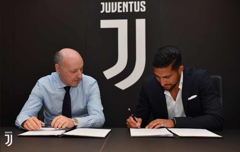 Official: Juventus Secure The Signing Of Emre Can On A Four-Year Deal 3