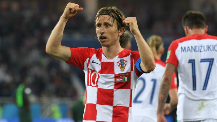 Russia 2018 : Croatia Clip Super Eagles Wings 1
