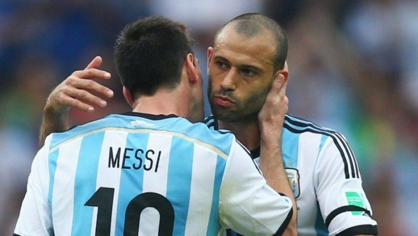 Russia 2018 : Lionel Messi Is Desperate To Punish Nigeria On Tuesday - Mascherano 1
