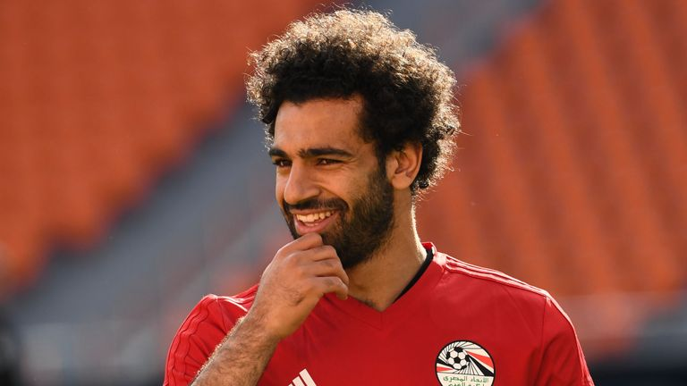 Breaking ! Mo Salah Missing Out On Egypt's Starting Line-Up 1
