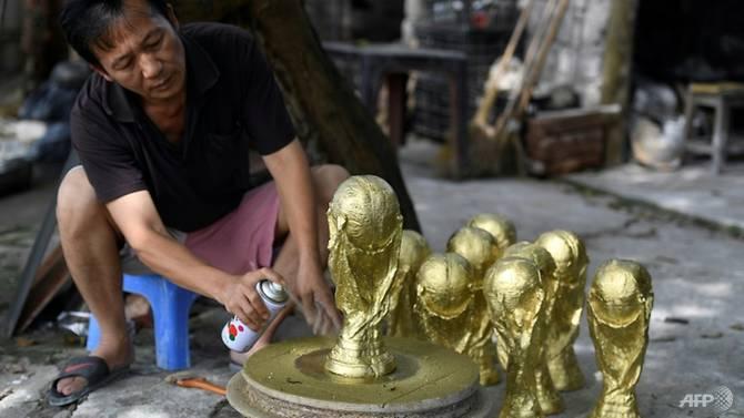 World Cup Replicas : A Soaring Trade In Vietnam 5