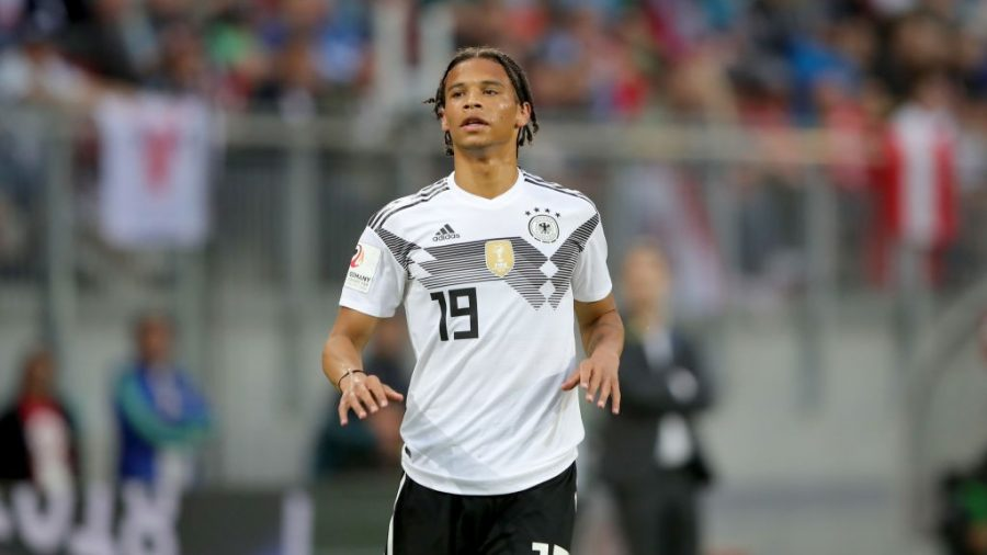 Breaking: Leroy Sané Left Out Of Germany's 23-Man Squad 1