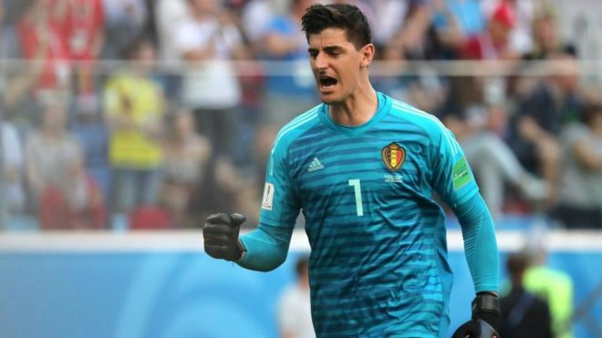 Real Madrid On The Verge Of Securing The Service Of Thibaut Courtois 1