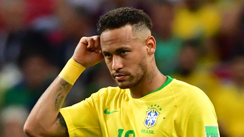 You May Think I've Fallen Too Much, But The Reality Is I Suffer On The Pitch - Neymar 1