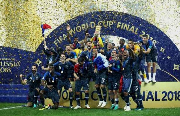2018 World Cup : Vive la France! Les Blue's Are World Champions 3