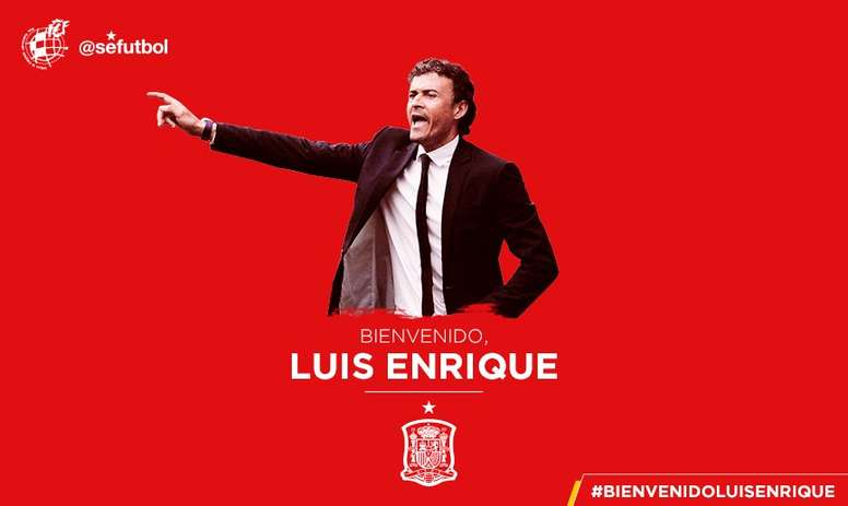 Official: Luis Enrique Named New Spain Head Coach On Two-Year Deal 1