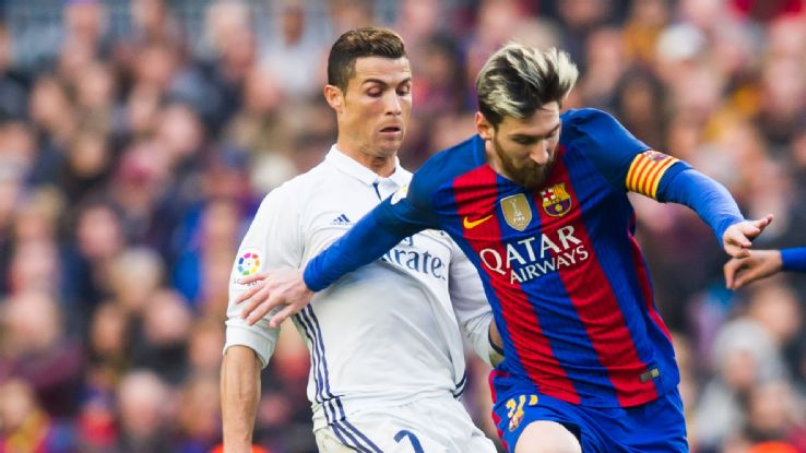 Epic La Liga Rivalry Between Messi And Ronaldo Left Unsettled ? 5