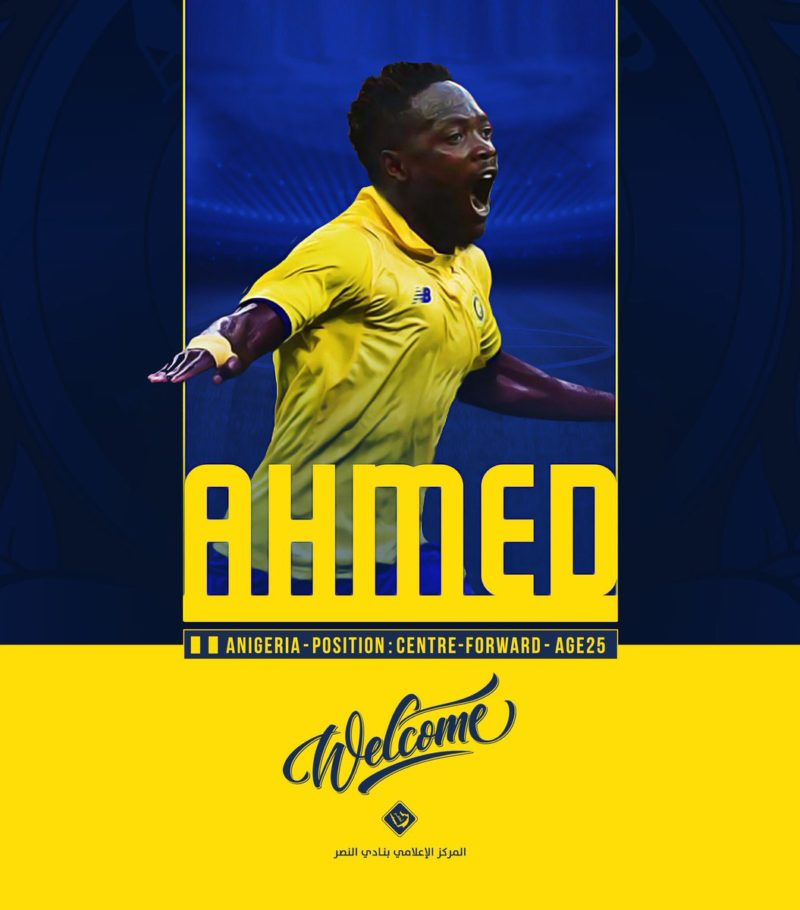 Official : Saudi Club Al Nassr Secure The Service Of Leicester City Star Ahmed Musa 1