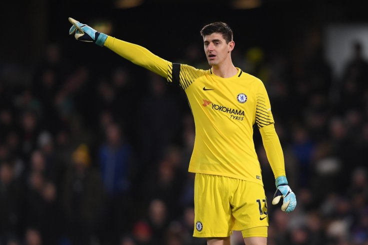 Thibaut Courtois Wants Real Madrid Move ? 1