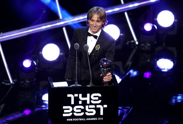 FIFA Best Awards: Luka Modric End's Messi-Ronaldo Dominace To Clinch 2018 Best Player Award 13